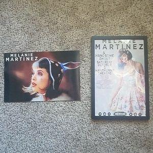 Melanie Martinez set of two posters